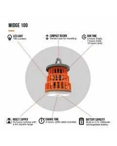 Midge 100 Light by Vango
