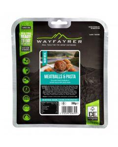 Wayfayrer Meatballs and Pasta Meal