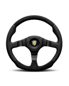 Momo Dark Fighter Steering Wheel