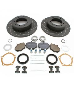 Defender 90 rear brake kit
