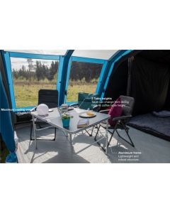 Granite Duo 120 Camping Table