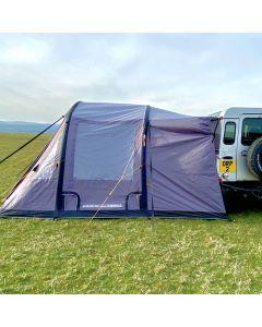 Kela V awning for Land Rover Defender