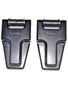 Security Bonnet Hinges - Defender