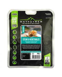 Wayfayrer Steak and Vegetable Meal