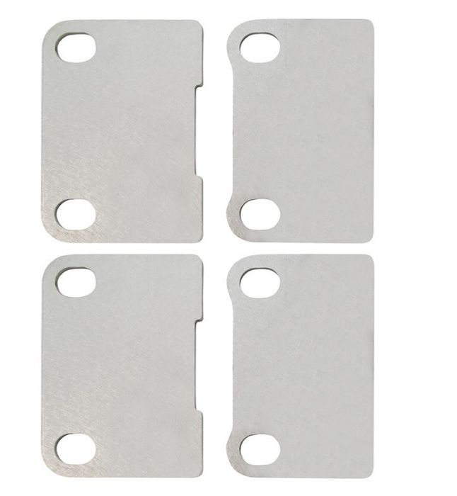 Defender Door Hinge Security Kit