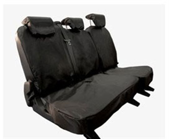 Defender TDCI 2nd Row Seat Covers