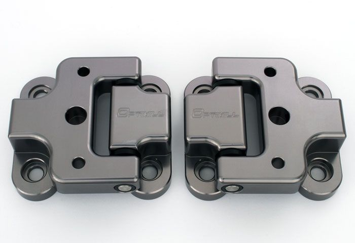 Security Replacement Front Door Hinges (Top Hinges Only)