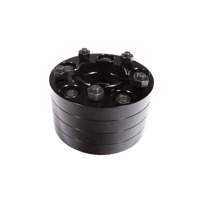 Wheel Spacers 30mm Black