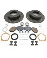 Defender 90 rear brake kit